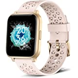 ASWEE Smart Watch for Women Men, Fitness Trackers with Blood Oxygen, Heart Rate and Sleep Monitor, Pedometer Step Counter Wat