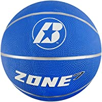 Baden Sports Baden Zone balón de baloncesto, color azul, tamaño 7
