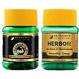 Dr. Vaidya's Fitness Pack Herbobuild (30 capsules x 1), Herbofit (30 capsules x 1)