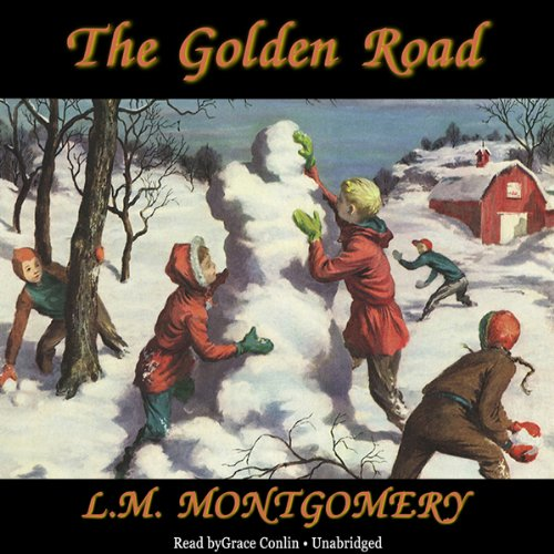The Golden Road  Audiolibri