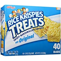 Kellogg's Rice Krispies Treats - Original - 31.20 Ounces - 40 Count