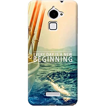 Fashionury Fashionury Printed Back Case Cover For Coolpad Note3 Lite -Print19280