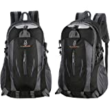 Flamehorse 40L Lightweight Backpack Multifunctional Rucksack High Capacity Trekking Rucksack for Hiking Camping