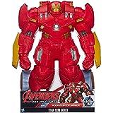 Vengadores - B1885eu40 - Figurita Cine - Iron Man Armor Hulkbuster - 30 Cm
