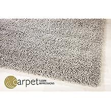 Grauer teppich  Suchergebnis auf Amazon.de für: Hochflor-Teppich, grau, 160/230 cm