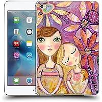 Ufficiale Wyanne Sorelle Francesi Persone E Volti Cover Retro Rigida per Apple iPad mini 4
