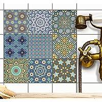 Adesivi per piastrelle casa e cucina for Carta adesiva per piastrelle cucina