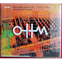 OHM, the early gurus of electronic music, 3 Audio-CDs
