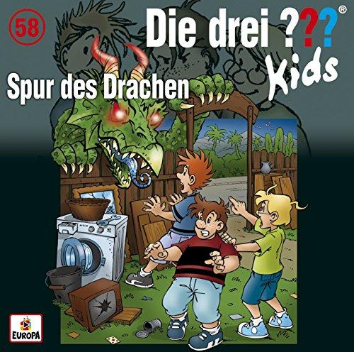 Die drei ??? Kids (58) Spur des Drachen - Europa 2017