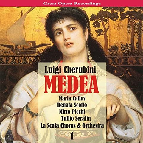Medea: Act I -