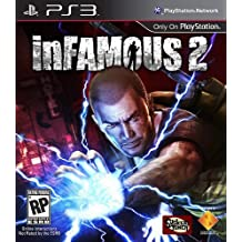 Sony inFAMOUS 2, PS3 - Juego (PS3)