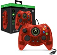 Hyperkin Duke Wired Controller for Xbox One/ Windows 10 PC (Red)