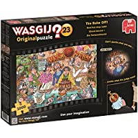 "Jumbo 19113 ""Wasgij Original 23 The Bake Off"" Jigsaw Puzzle (1000-Piece)"