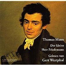 Der kleine Herr Friedemann: Erzählung