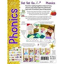 Get Set Go Phonics Books and Poster Set