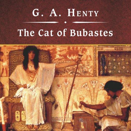 The Cat of Bubastes  Audiolibri