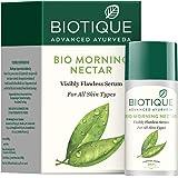 Biotique Bio Morning Nectar Visibly Flawless Serum (40ml)
