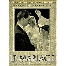Albums liturgiques, n° 5, nov. 1952, le mariage