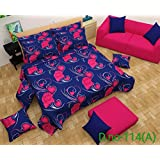 Bedsheets By FreshFabrics|Double Bedsheets Cotton|bedsheets With Pillow Cover Combo|bedsheets Plain Double King Size|bedsheet In 70% Discount| 5d Bedsheets| With 2 Pillow Covers