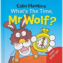 What's the Time, Mr. Wolf?: Mini Pop-up