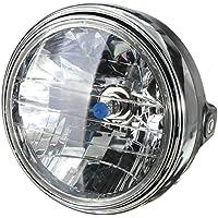 AUDEW 7'' Grande LED Indicatore Testa Luce Anteriore per Motociclo Guida Punto Fendinebbia Faro