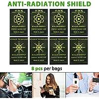 nti Strahlungsschutz-Aufkleber, EMR-Schutzblocker, EMF-Neutralisierer, Energiespar-Patcher, Skalar-Ione, für alle... preisvergleich bei billige-tabletten.eu