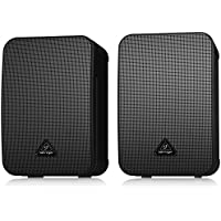 Behringer MONITOR SPEAKERS 1C-BK (paire) black