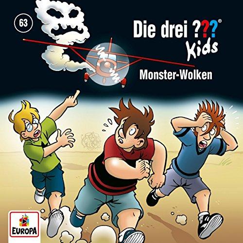 Die drei ??? Kids (63) Monster-Wolken - Europa 2018