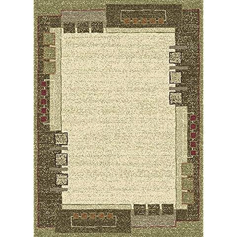 Sona-Lux Tappeto moderno in colore caramello dimensioni: 63x 110cm