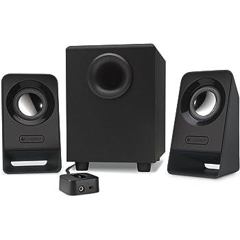 f90731a01c4 Logitech Z213 - speaker sets (65-20000 Hz, 65-20000 Hz, 142 x 79 x 76 mm,  183 x 130 x 193 mm, PC, AC)