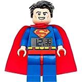 Réveil Lumineux en Forme de Figurine Superman avec Sons Lego 7001071