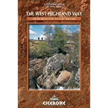The West Highland Way: From Milngavie to Fort William (British Long-distance Trails) by Terry Marsh (2003-03-01)