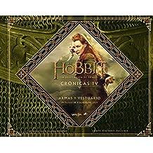 El Hobbit: La Desolación de Smaug. Crónicas IV. Armas y vestuario (Biblioteca J. R. R. Tolkien)
