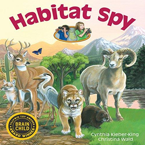 Habitat Spy  Audiolibri