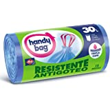 Handy Bag Bolsas de Basura 30L, No Gotean, 15 uds