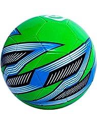 Glory Sports Pro Balle Ballon de Foot d'entraînement Match Spécial en PVC (Toucher Souple) Taille 5 Couleurs Variées