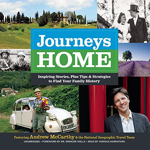Journeys Home  Audiolibri