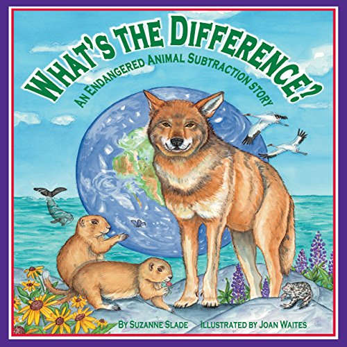 What's the Difference? An Endangered Animal Subtraction Story  Audiolibri