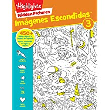 Hidden Pictures: Imágenes Escondidas 3 (Highlights Hidden Pictures / Imagenes Escondidas)