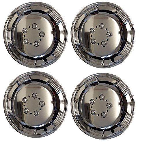 UKB4C 4x Chrome 16 Inch Extra Deep Dish Van Wheel Trims Hub Caps For Mercedes Vito - Buy Online in Oman. | [missing {{category}} value] Products in Oman ...