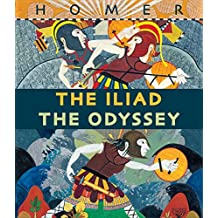 The Iliad/The Odyssey Boxed Set