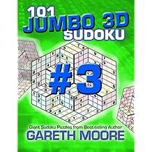 101 Jumbo 3D Sudoku Volume 3