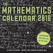 Mathematics Calendar 2018 (Calendars 2018)