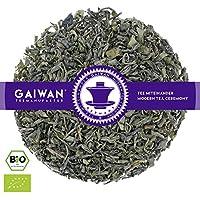 "N° 1151: Thé vert bio""Chun Mee"" - feuilles de thé issu de l'agriculture biologique - 250 g - GAIWAN GERMANY - thé vert de Chine"