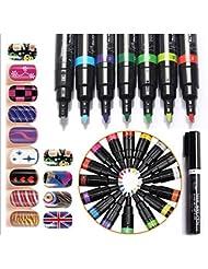 Nail Art Pens: Amazon.co.uk