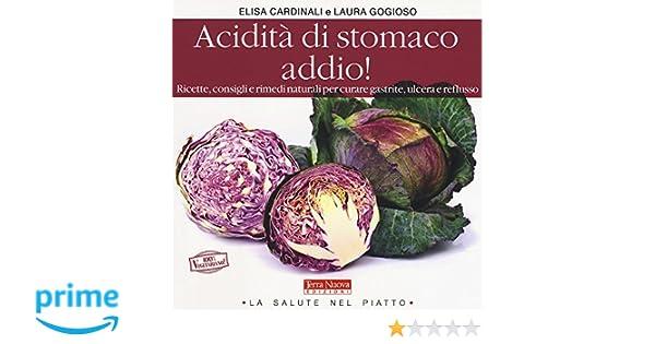 idee per il menu della gastrite dietetica