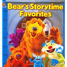 Bear's Storytime Favorites (Bear in the Big Blue House (Hardcover Simon & Schuster))