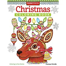 Christmas Coloring Book (Coloring Is Fun) by Thaneeya McArdle (2015-11-01)