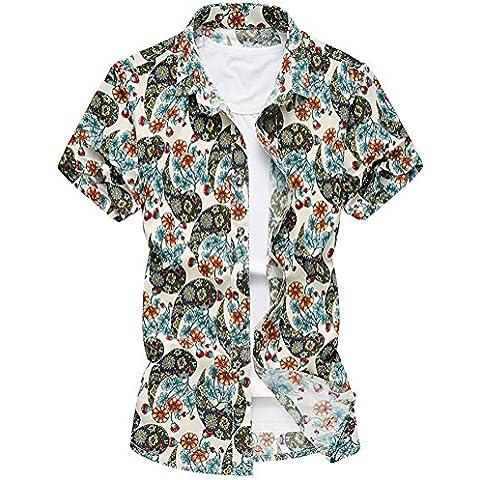 GOEWA -  Camicia Casual  - Uomo