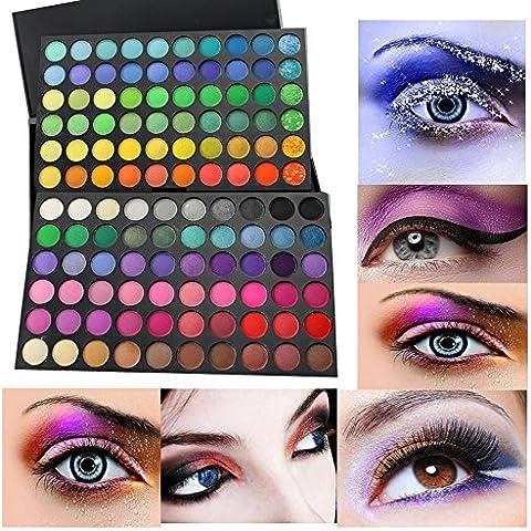 Fortan 120 colori dell'ombra di occhio dell'ombretto estetiche di trucco